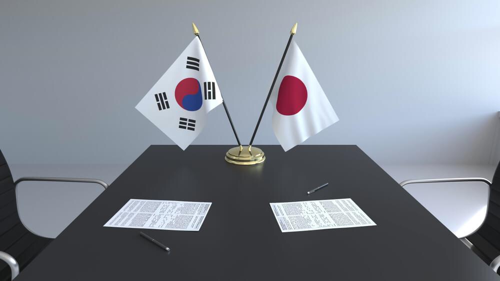 acordos internacionais china korea